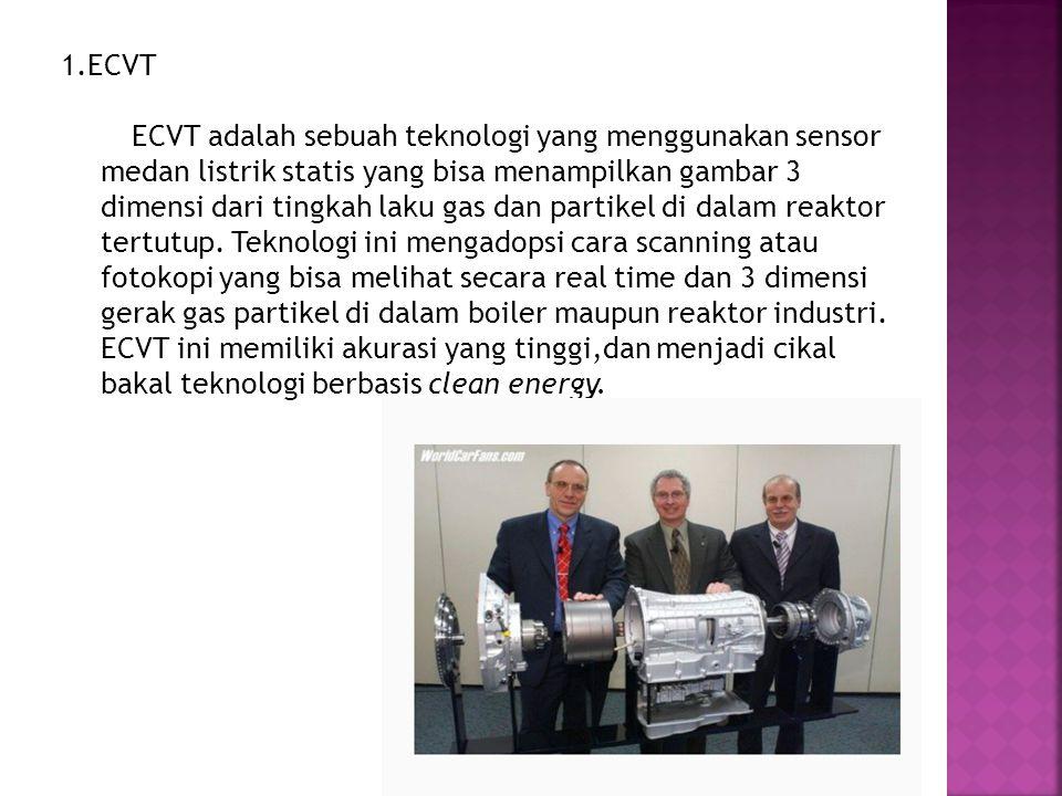 Penerapan listrik statis pada teknologi :  ECVT  Generator Van De Graff  Elektroskop  Theremin  Penangkal Petir  Datasticies  Mesin Fotocopy