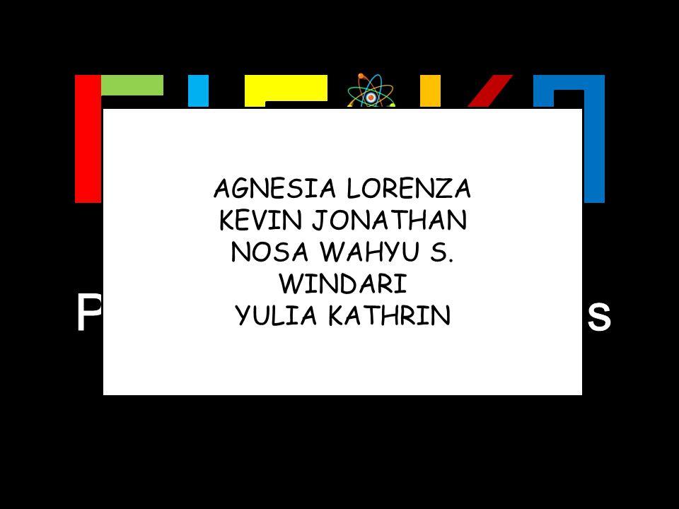 AGNESIA LORENZA KEVIN JONATHAN NOSA WAHYU S. WINDARI YULIA KATHRIN