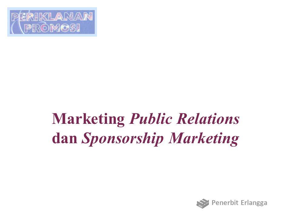 Tujuan BAB 19 1.Menjelaskan sifat dan peran marketing public relations (MPR).