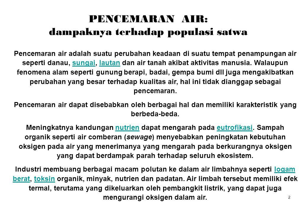63 Persyaratan Kualitas Air Minum PERATURAN MENTERI KESEHATAN RI NOMOR: 907/MENKES/SK/VII/2002 TANGGAL: 29 Juli 2002
