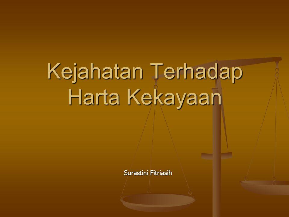 Seluruhnya atau sebagian kepunyaan orang lain Pengertian kepunyaan harus ditafsirkan menurut hukum Pengertian kepunyaan harus ditafsirkan menurut hukum