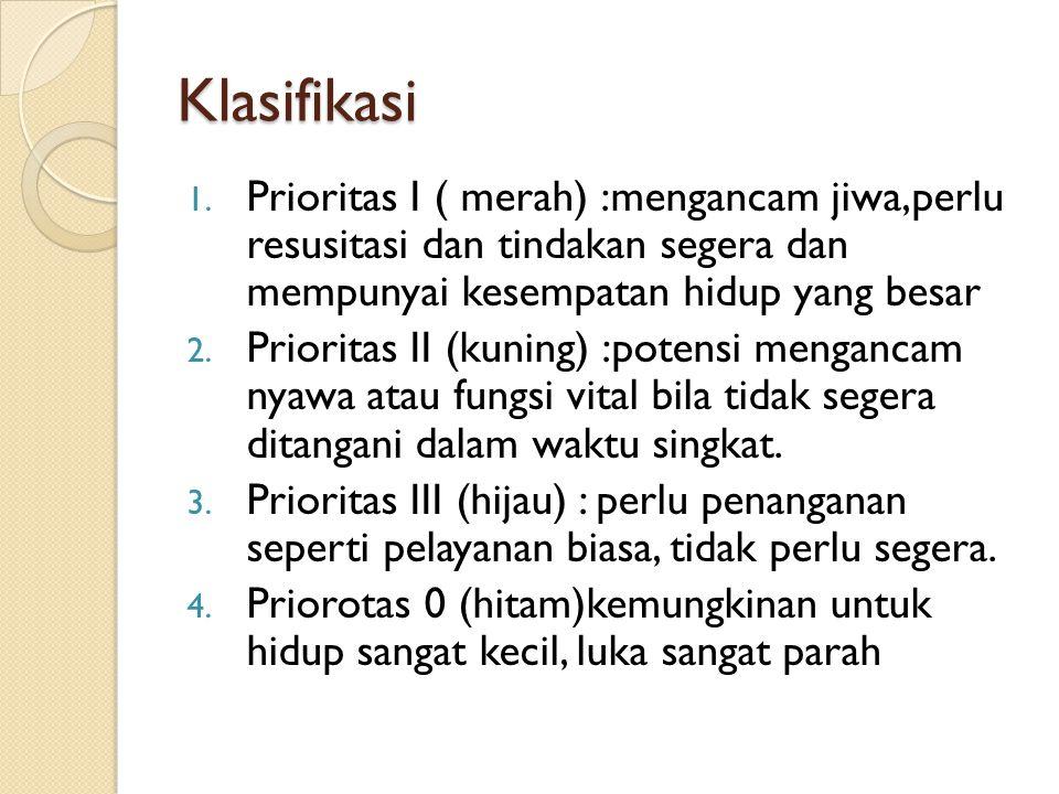 Klasifikasi 1.