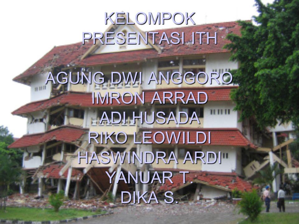 Intensitas Gempa