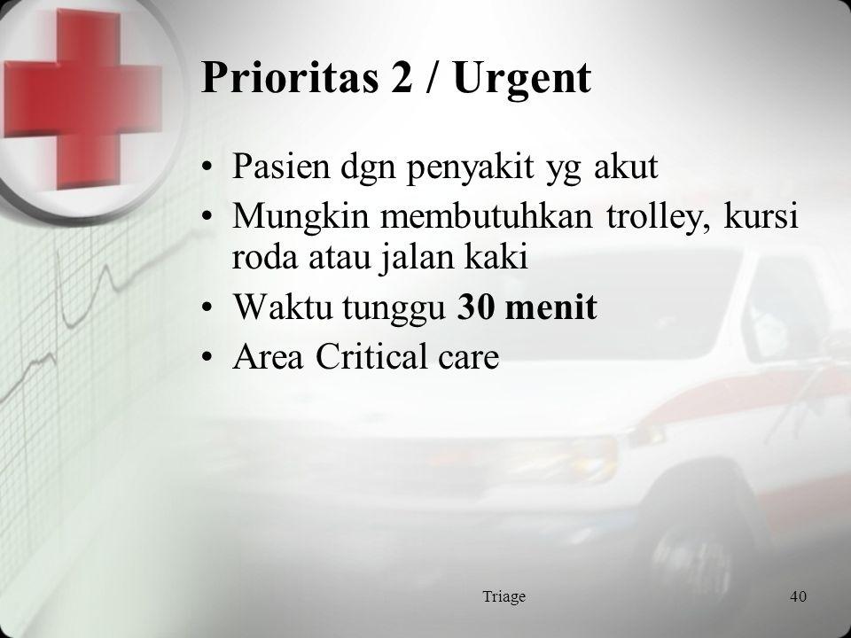 Triage39