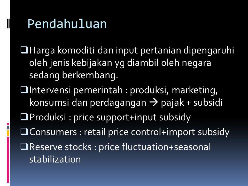 KEBIJAKAN PAJAK DAN KUOTA IMPOR  Impor : kegiatan menjual/memperdagangkan barang dari suatu wilayah (Negara)  Perdagangan bebas ------lebih efisien, konsumen untung, produsen dalam negeri rugi -------- untuk melindungi produsen dalam negeri terhadap barang-barang impor dalam jangka waktu tertentu agar produen dalam negeri dapat bersaing --------- ditetapkan kebijakan tarif dan kuota impor.
