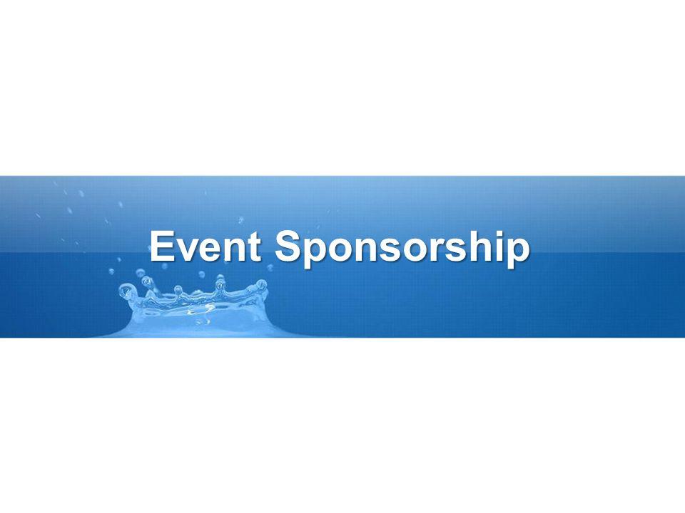 EventSponsorship Event Sponsorship