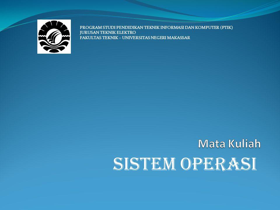 Sistem operasi dari berbagai sudut pandang