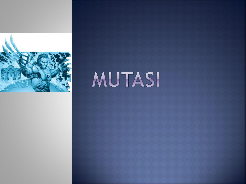  Apakah yang dimaksud dengan mutasi.