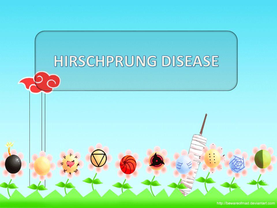 Pemeriksaan Penunjang Pemeriksaan patologi anatomi Diagnosis pasti penyakit Hirschprung dapat ditegakkan secara histologis dengan nihilnya sel ganglion pada sample submukosa usus yang diwarnai untuk asetilkolinesterase.