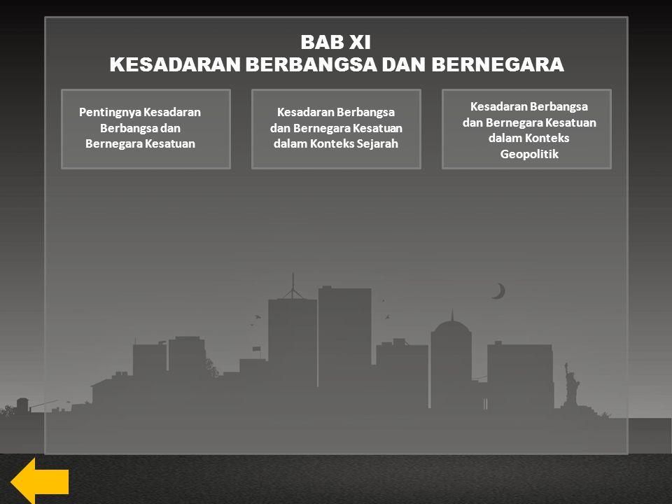 1. Memahami pentingnya kesadaran berbangsa dan bernegara dilihat dari konteks sejarah dan geopolitik Indonesia. 2. Menyaji analisis tentang pentingnya