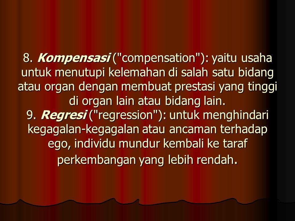 8. Kompensasi (