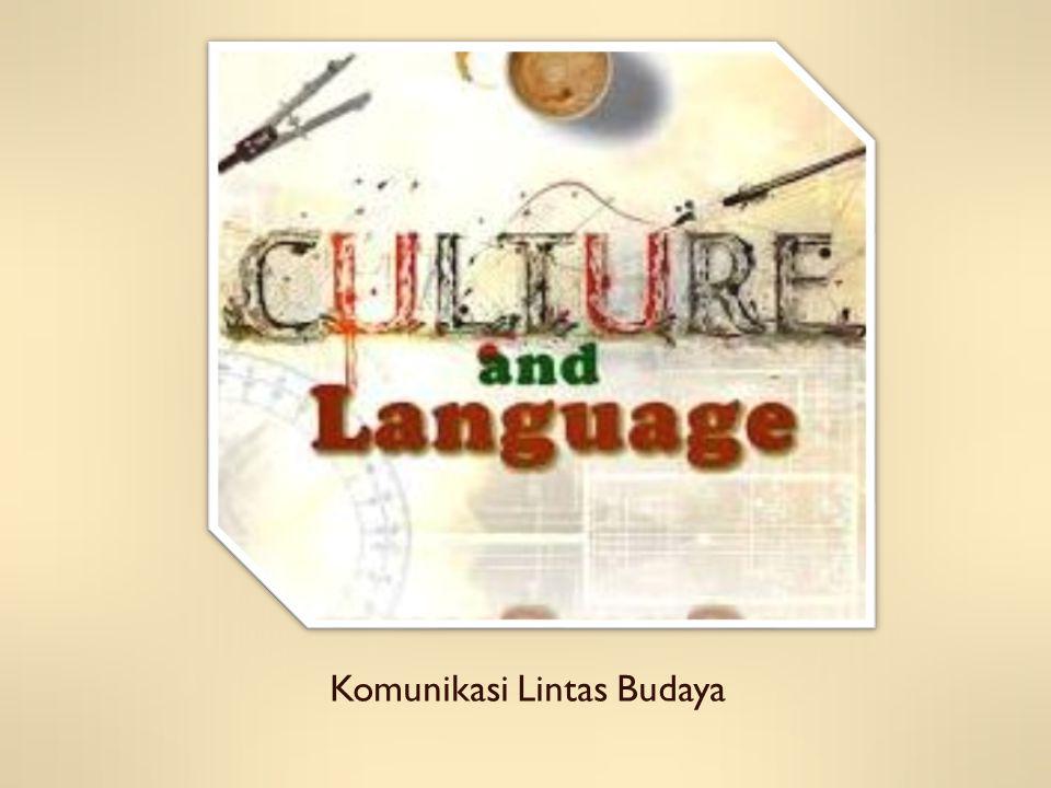 Bahasa : sistem & simbol Bahasa : medium budaya Bahasa : kesepakatan budaya