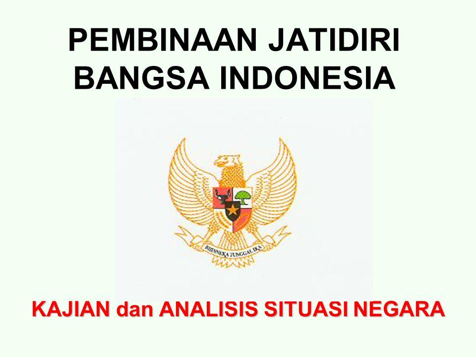 Issue-issue yang terkait JATIDIRI BANGSA Pendidikan : under-educated, mis-educated dan un-educated : bangsa yang bodoh .