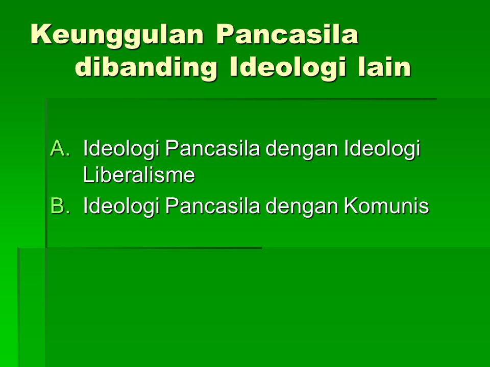 Ideologi berasal dari kata idea, yang artinya pemikiran, konsep, atau gagasan dan kata logos, artinya pengetahuan. Secara sederhana ideologi berarti p