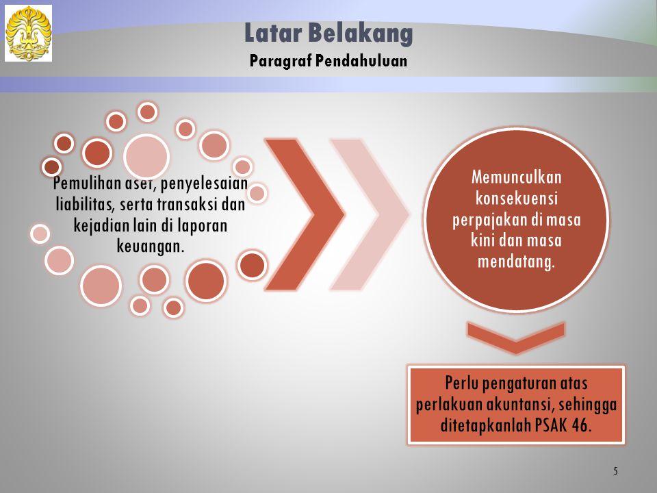 Metode Rekonsiliasi Tarif Pajak Efektif Ilustrasi 7.3 Pengungkapan Hubungan Laba Akuntansi dan Beban Pajak (2) Lampiran B 66