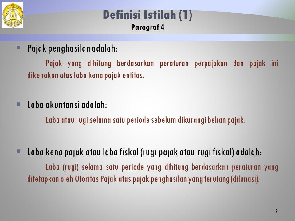 Ilustrasi 7.4 Penyusutan Aset (2) Lampiran B Contoh 4 68