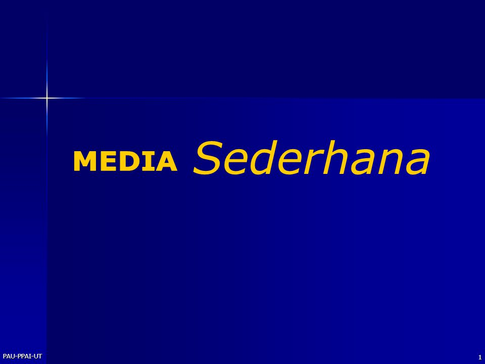 PEMILIHAN MEDIA INSTRUKSIONAL Mempertimbangkan Tujuan yang akan dicapai Kesesuaian media dengan materi Tersedianya sarana dan prasarana Karakteristik audience