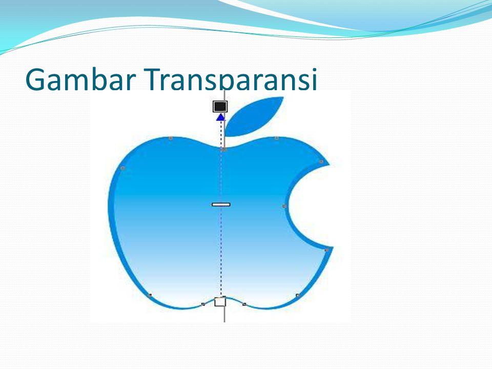 Gambar Transparansi