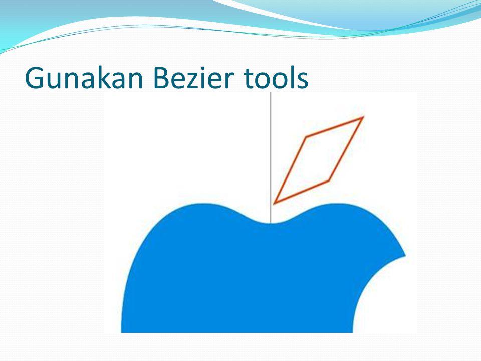 Gunakan Shape Tool