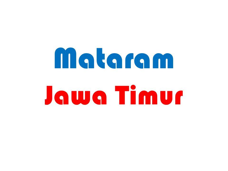 Mataram Jawa Timur