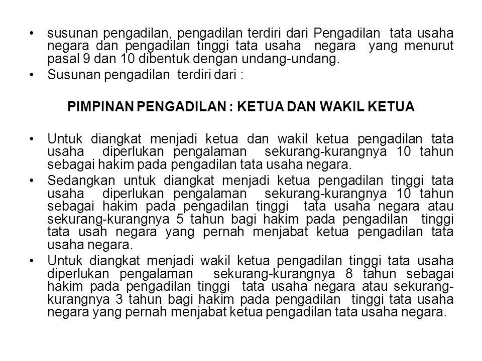 HAKIM ANGGOTA (YANG PADA PENGADILAN TINGGI DISEBUT HAKIM TINGGI) Hakim adalah pejabat yang melaksanakan kekuasaan kehakiman.