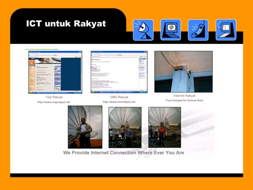 ICT untuk Rakyat