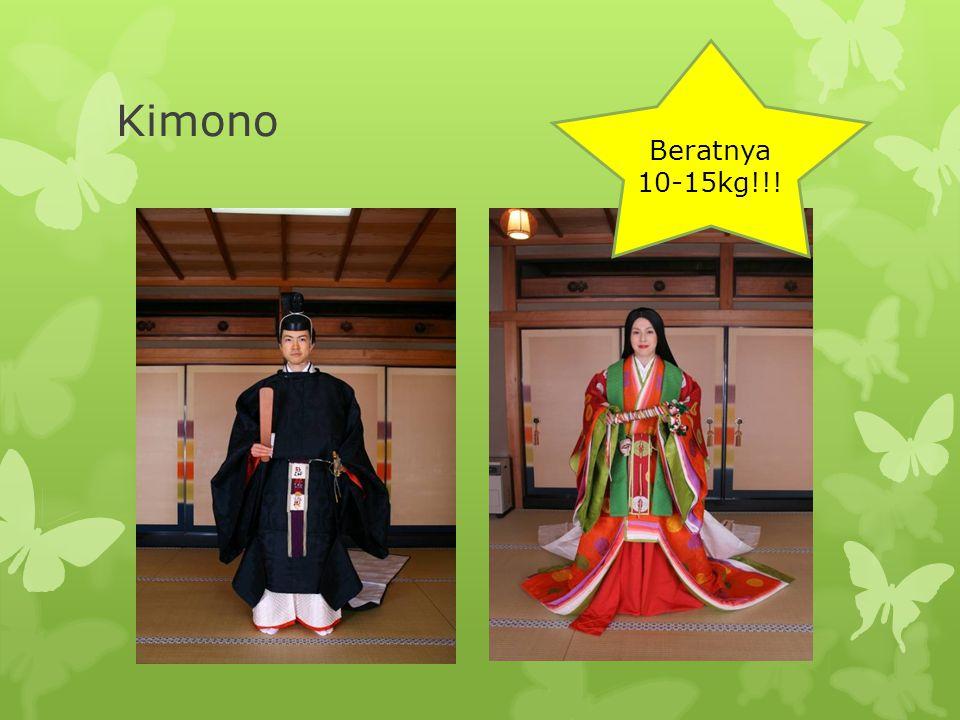 Kimono Beratnya 10-15kg!!!