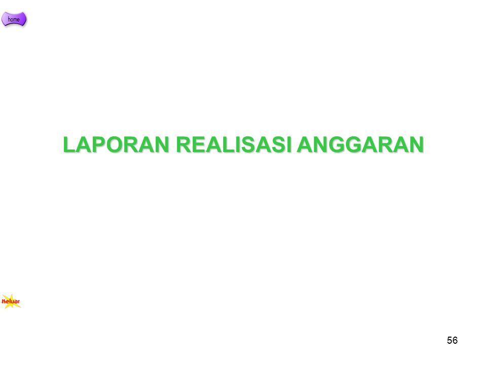 56 LAPORAN REALISASI ANGGARAN
