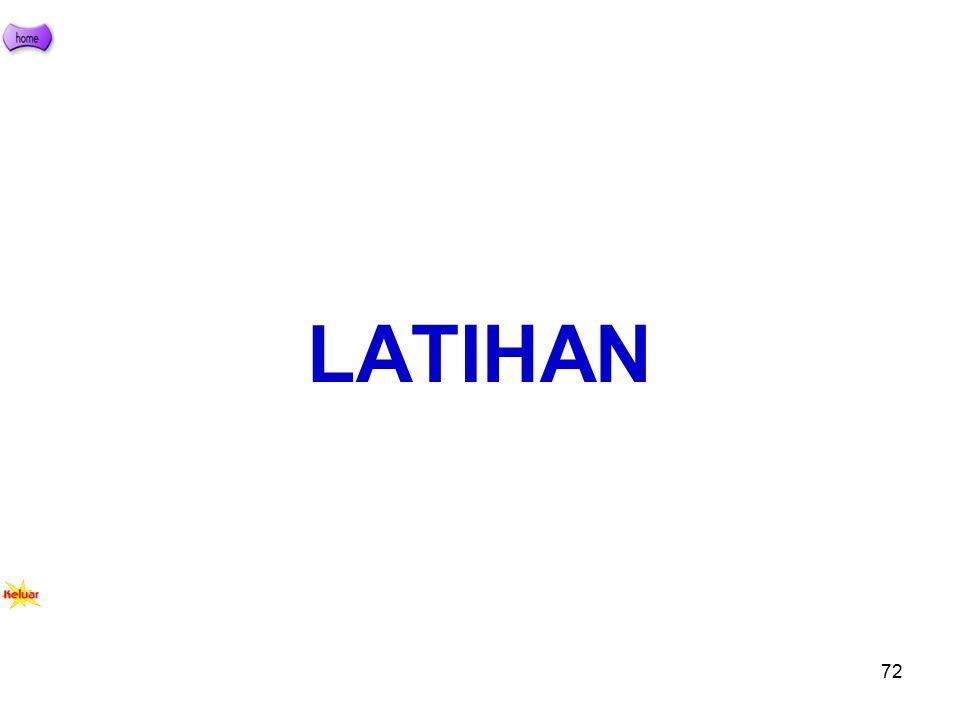 72 LATIHAN
