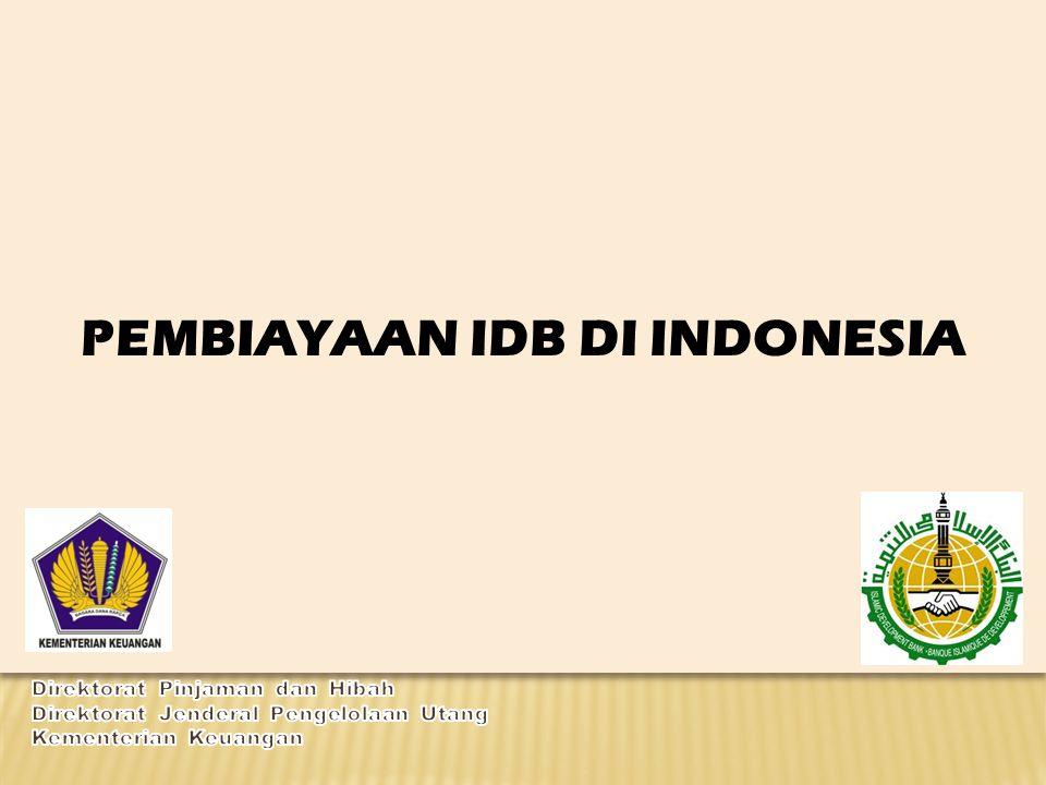 PEMBIAYAAN IDB DI INDONESIA