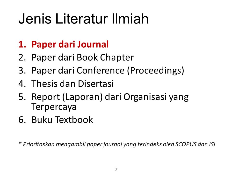 Technical Paper 18