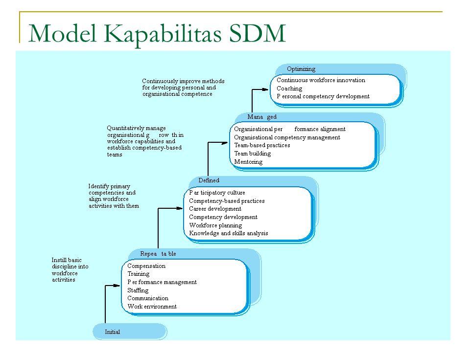 Model Kapabilitas SDM