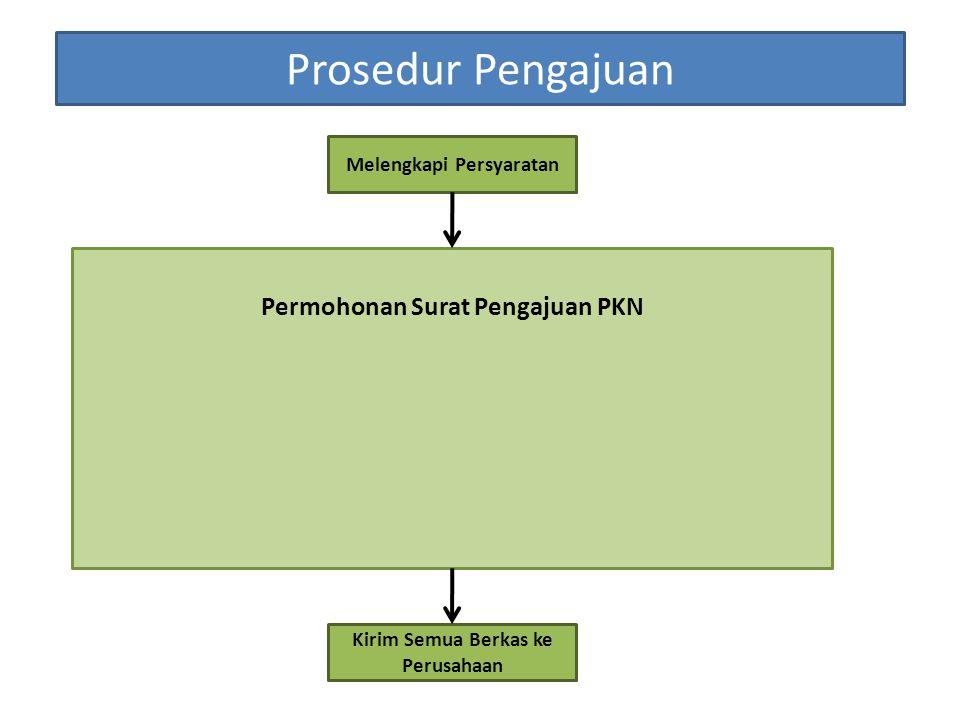 Persyaratan Menyerahkan Laporan PKN yang sudah di-revisi, ditanda-tangani (oleh : Kajur, Dosen Pembimbing, Pembimbing Lapangan, Koordinator PKN, Dosen Penguji), dan sudah di- Jilid.