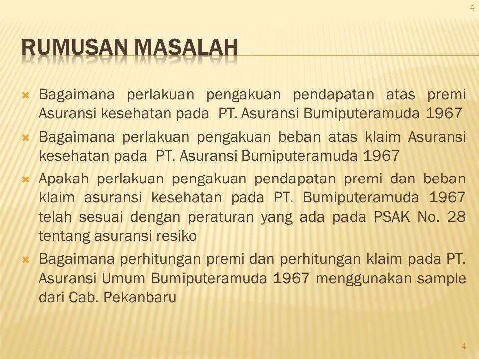 Tujuan dari penelitian ini adalah sebagai berikut:  Untuk mengetahui perlakuan akuntansi pada PT.