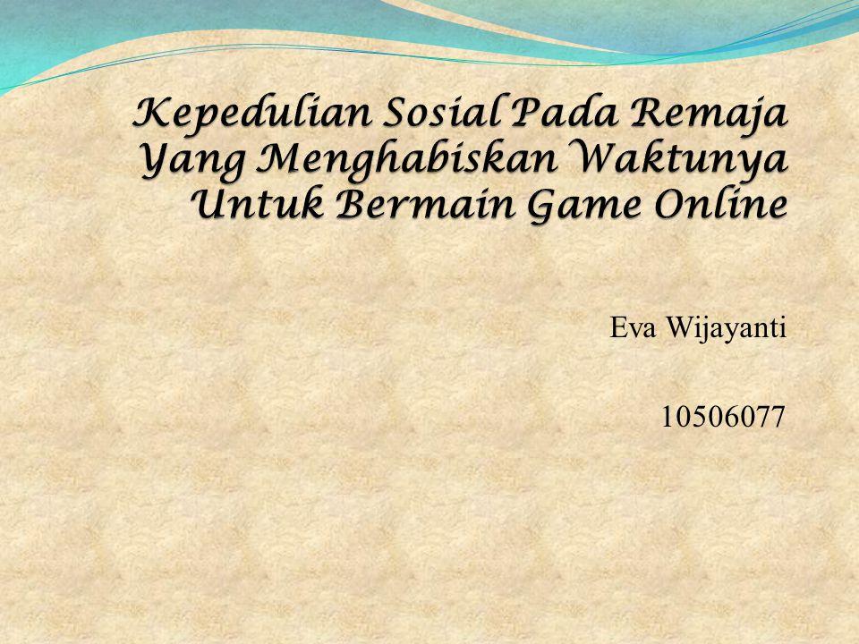 Eva Wijayanti 10506077