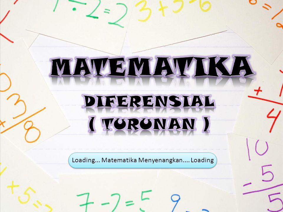 Loading... Matematika Menyenangkan.... Loading