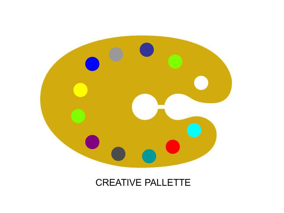 CREATIVE PALLETTE
