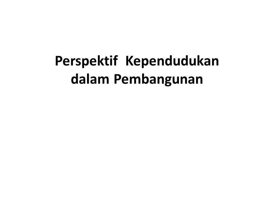Keterkaitan Kependudukan & Dimensi Ekososbud Ling 1.
