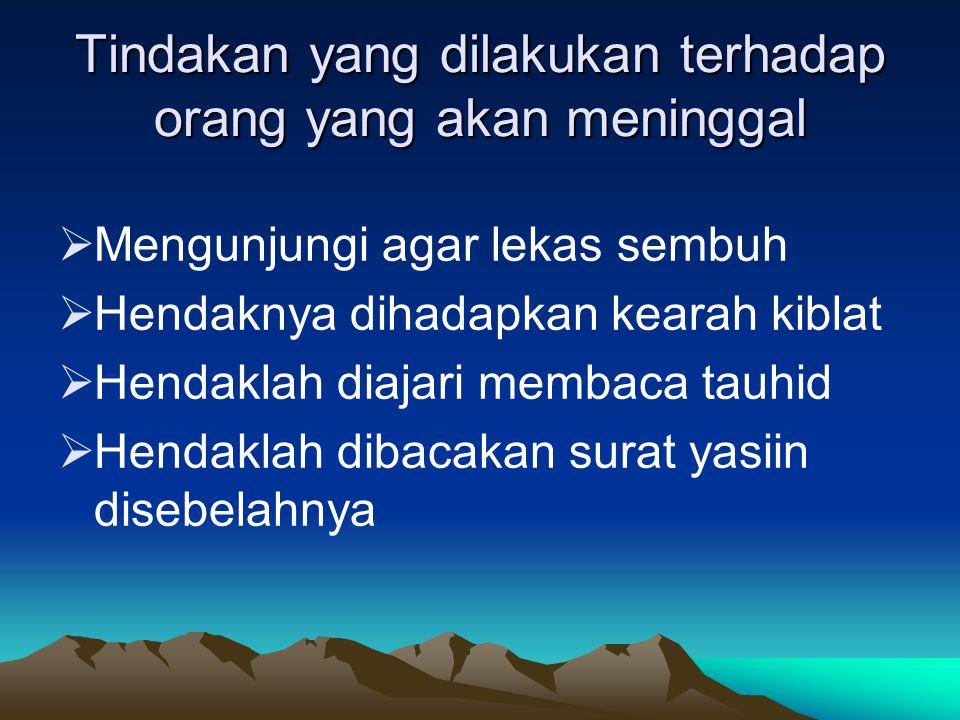 MENYALATKAN JENAZAH SYARAT SHALAT JENAZAH 1.SUCI DARI HADAS BESAR DAN KECIL 2.MENGHADAP KIBLAT 3.MENUTUP AURAT 4.JENAZAH TELAH DIMANDIKAN DAN DIKAFANI 5.DILETAKAN SEBELAH QIBLAT ORANG YANG MENYALATKANYA