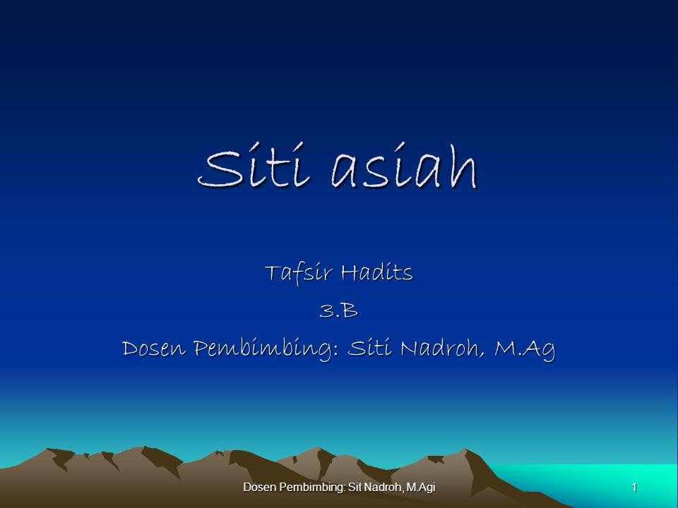 Dosen Pembimbing: Sit Nadroh, M.Agi2 Zoroaster merupakan campuran menarik antara monotheisme dan dualisme.