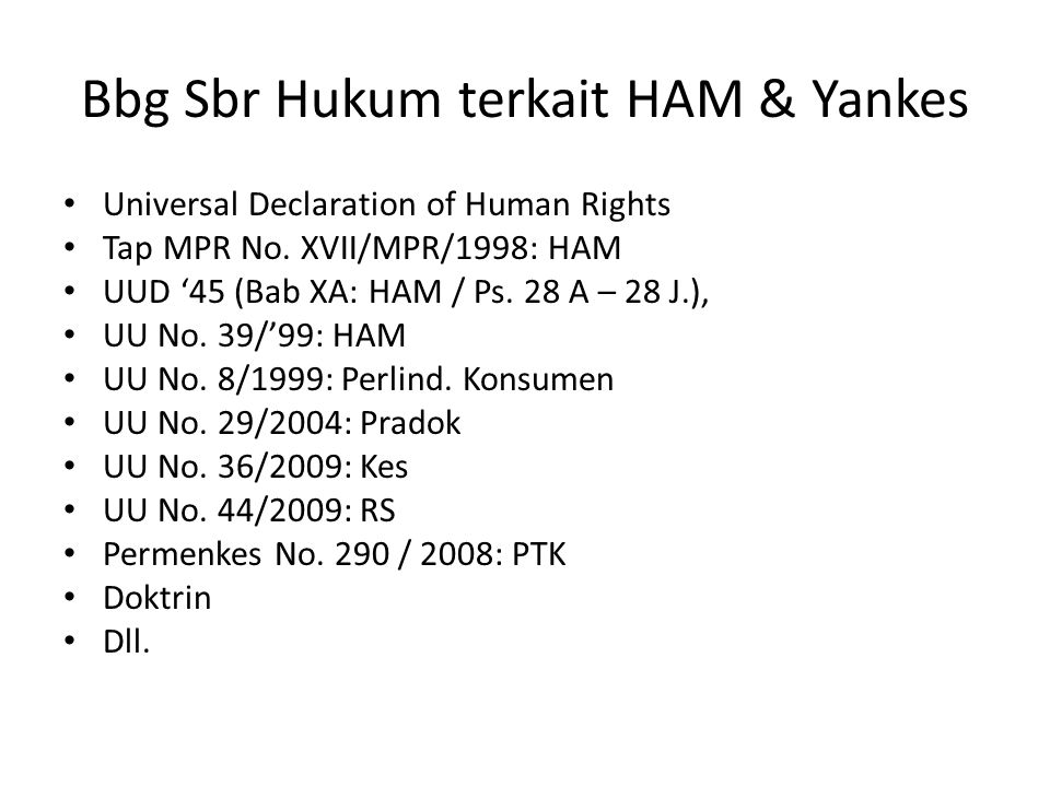 Universal Declaration of Human Rights Art.