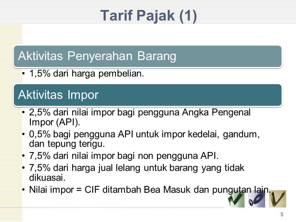 Pencatatan Transaksi PPh 22 Bendaharawan Negara dan Impor PPh 22 Dipungut Bendaharawan Negara –Jumlah pajak yang dipungut oleh bendaharawan merupakan pengurang kas yang diterima dicatat sebagai pembayaran pajak dimuka.