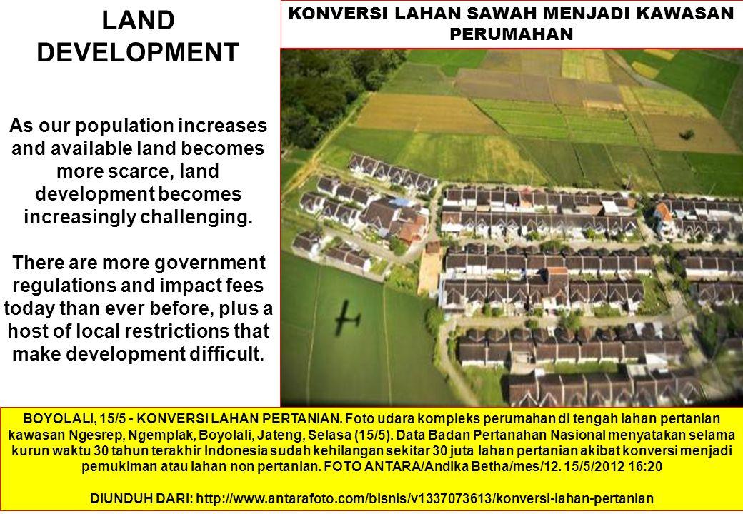 1.Is Land Acquisition a Viable Business Venture 2.