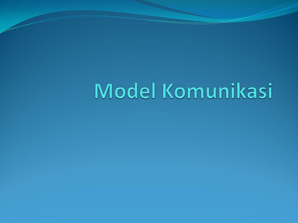 Pengertian Model Representasi suatu fenomena, baik nyata maupun abstrak, dengan menonjolkan unsur-unsur terpenting fenomena tersebut.