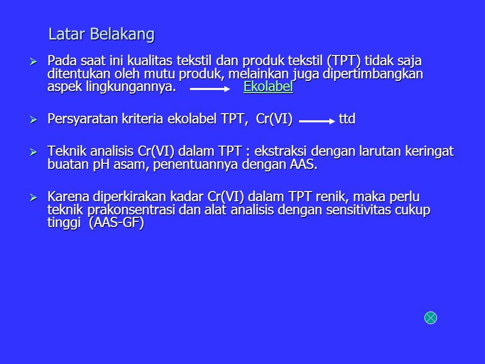 Penentuan jumlah larutan APDC Penentuan jumlah larutan APDC Gambar 2.