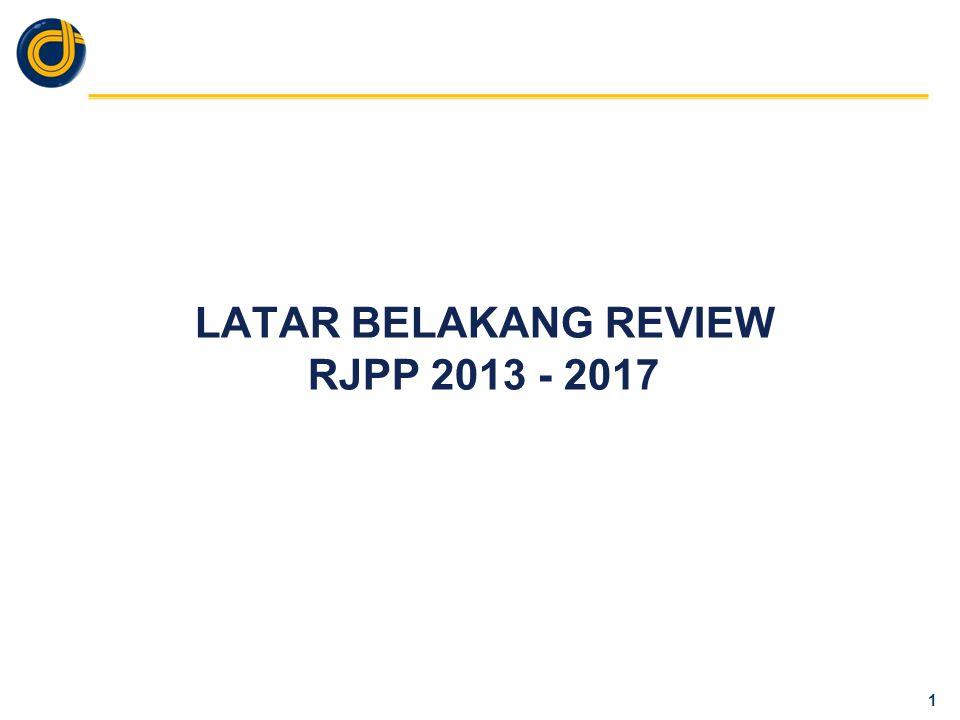 LATAR BELAKANG REVIEW RJPP 2013 - 2017 1