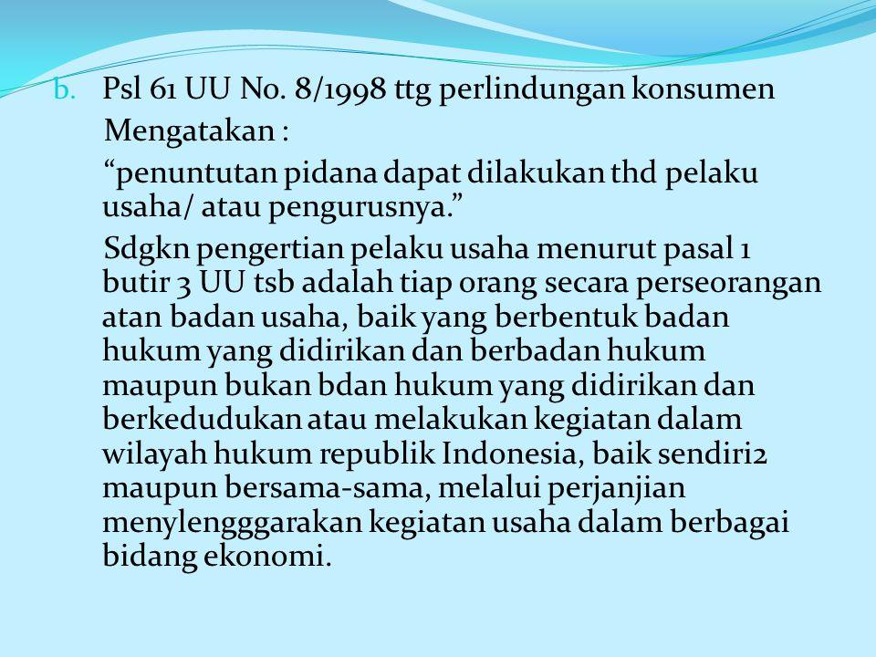 b.Psl 61 UU No.