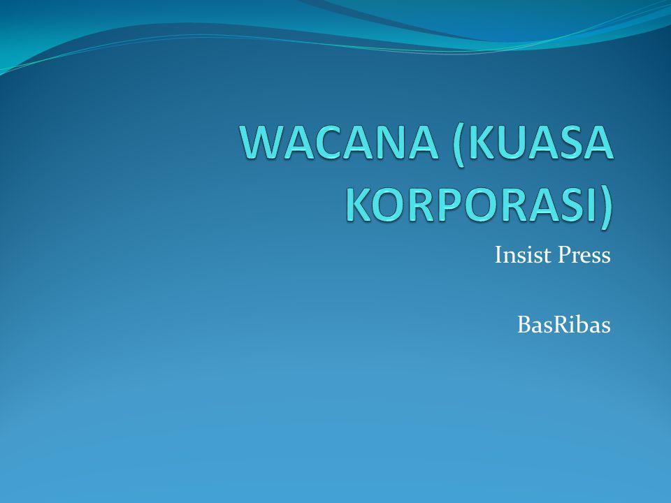 Insist Press BasRibas