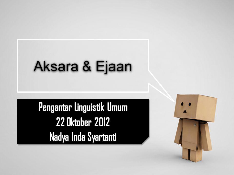 Aksara di Indonesia Aksara Bugis Aksara Mandailing