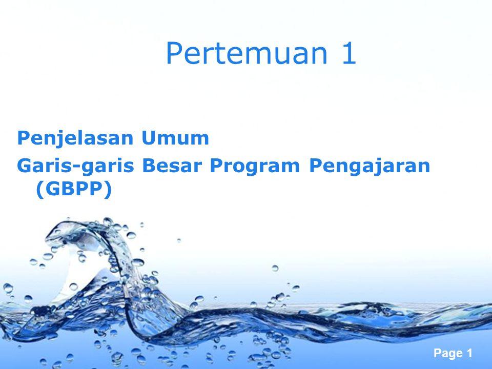 Page 2 Bacaan yang Dianjurkan: 1.Husein Umar, Studi Kelayakan Bisnis, Edisi ke-3, PT Gramedia Pustaka Utama, Jakarta, 2009.